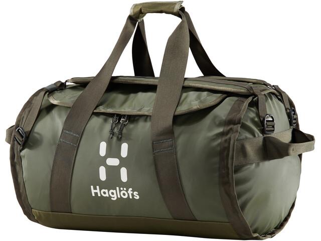 Haglöfs Lava 50 Duffel Bag, deep woods/rosin